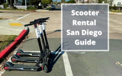 Scooter Rental San Diego Guide (2021)