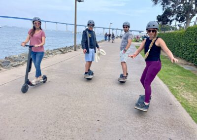 Onewheel and Scooter Rental on Coronado Island